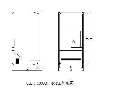 cdbr系列制动单元