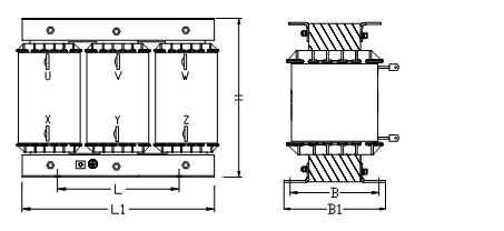 输入输出电抗器-输入,输出电抗器-电抗器