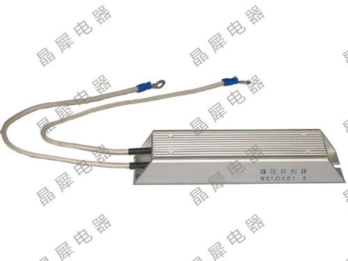 导线型铝合金电阻