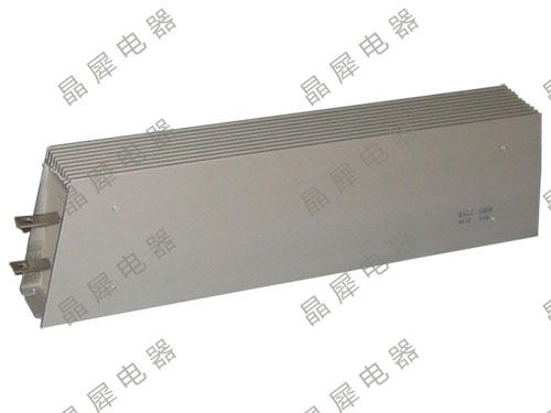 导片型铝壳电阻