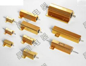 微型铝合金电阻